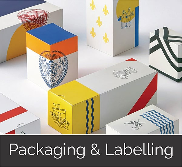 Packaging & Labeling